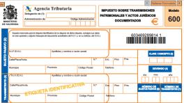 Los inquilinos deben pagar el Impuesto de Transmisiones Patrimoniales en la Comunidad de Madrid.